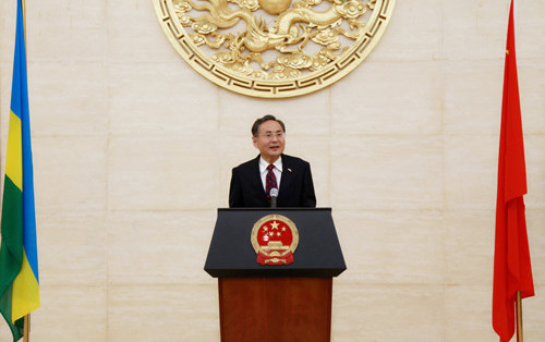 Chinese Embassy in Rwanda hosts food festival to celebrate Chinese New Year