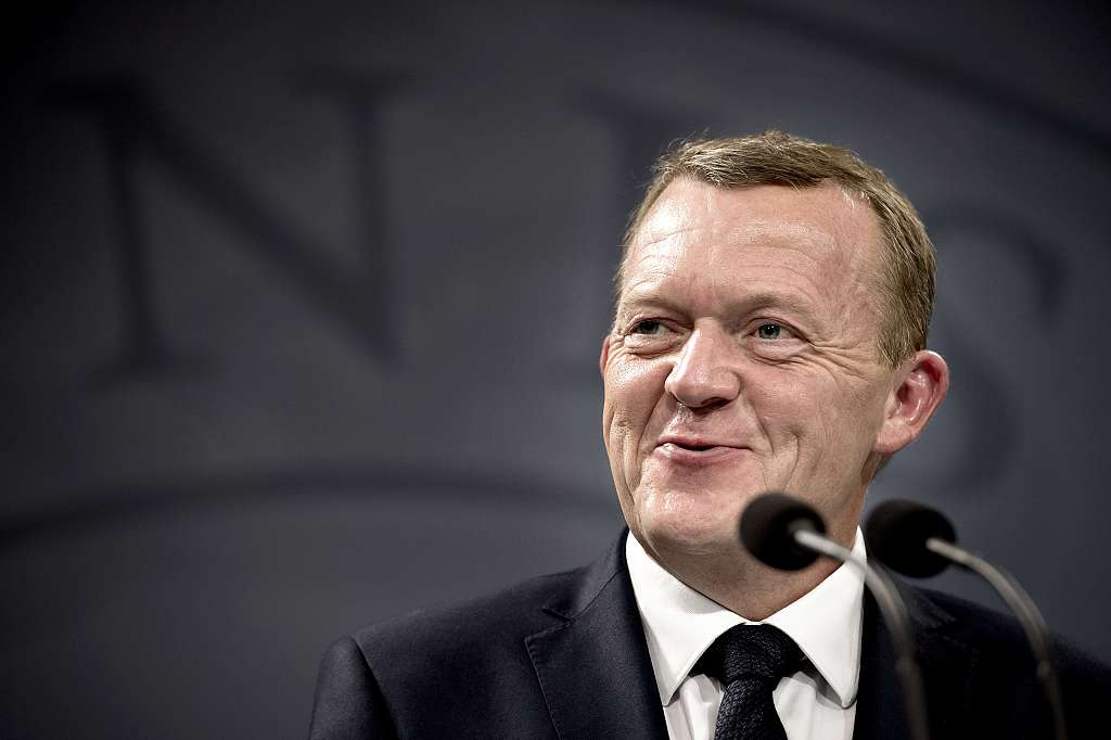 Danish PM extends New Year greetings to Chinese people