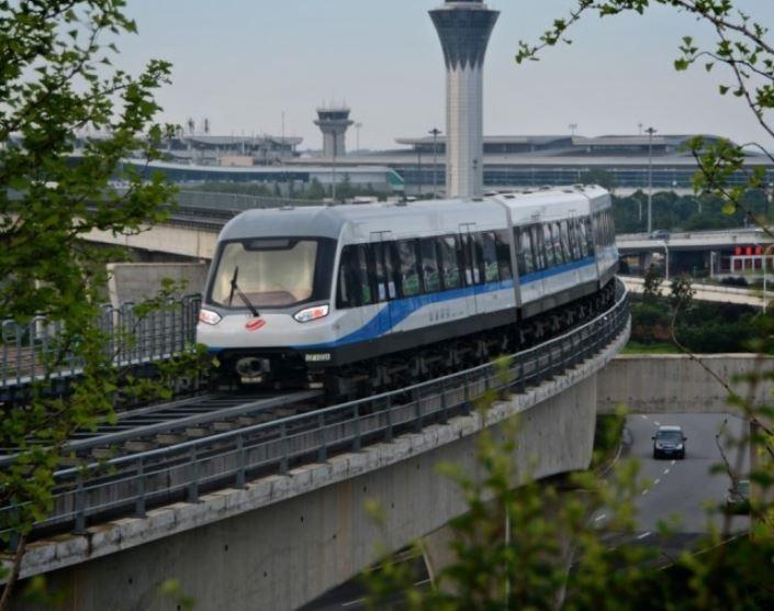 China tests new generation of faster, bigger maglev