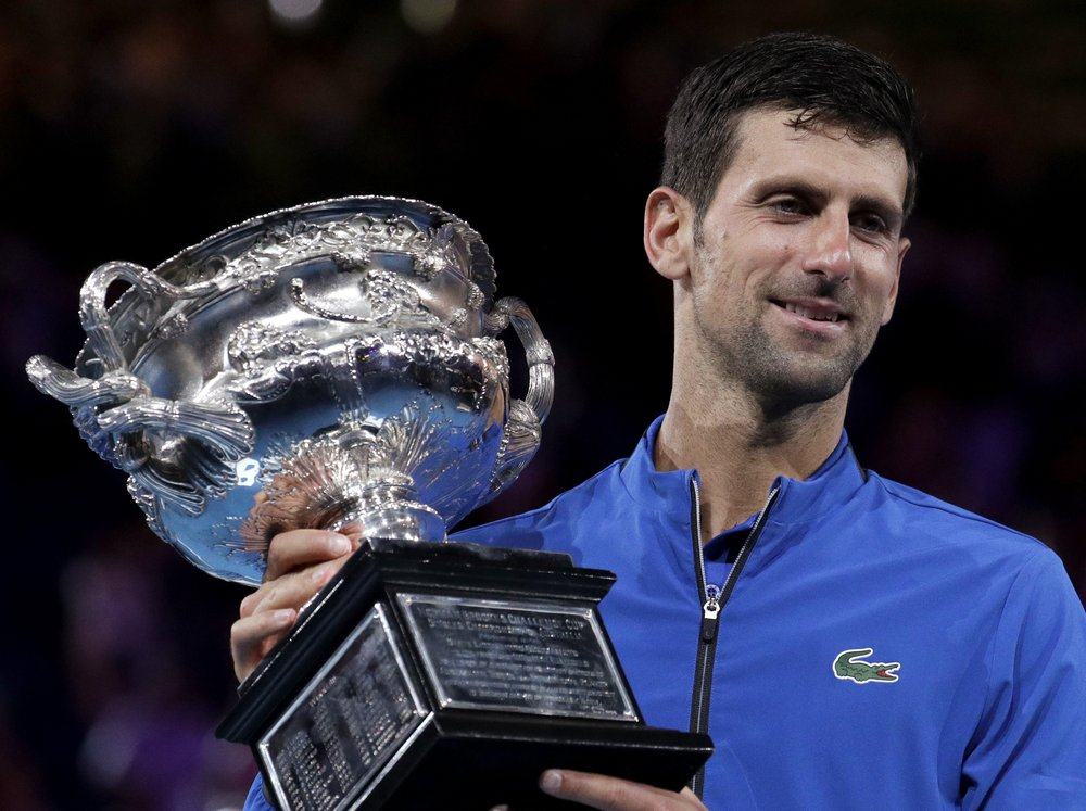 Lucky 7: Djokovic routs Nadal for record 7th Australian Open