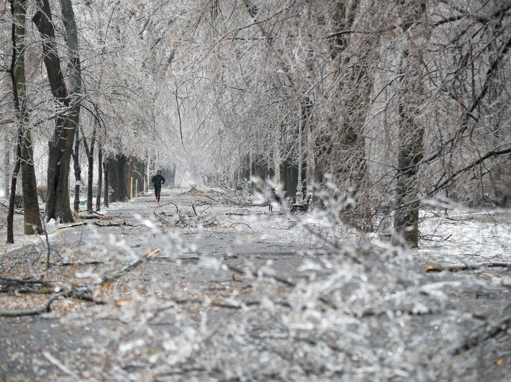 Freezing Finland hits Europe's winter record low temperature