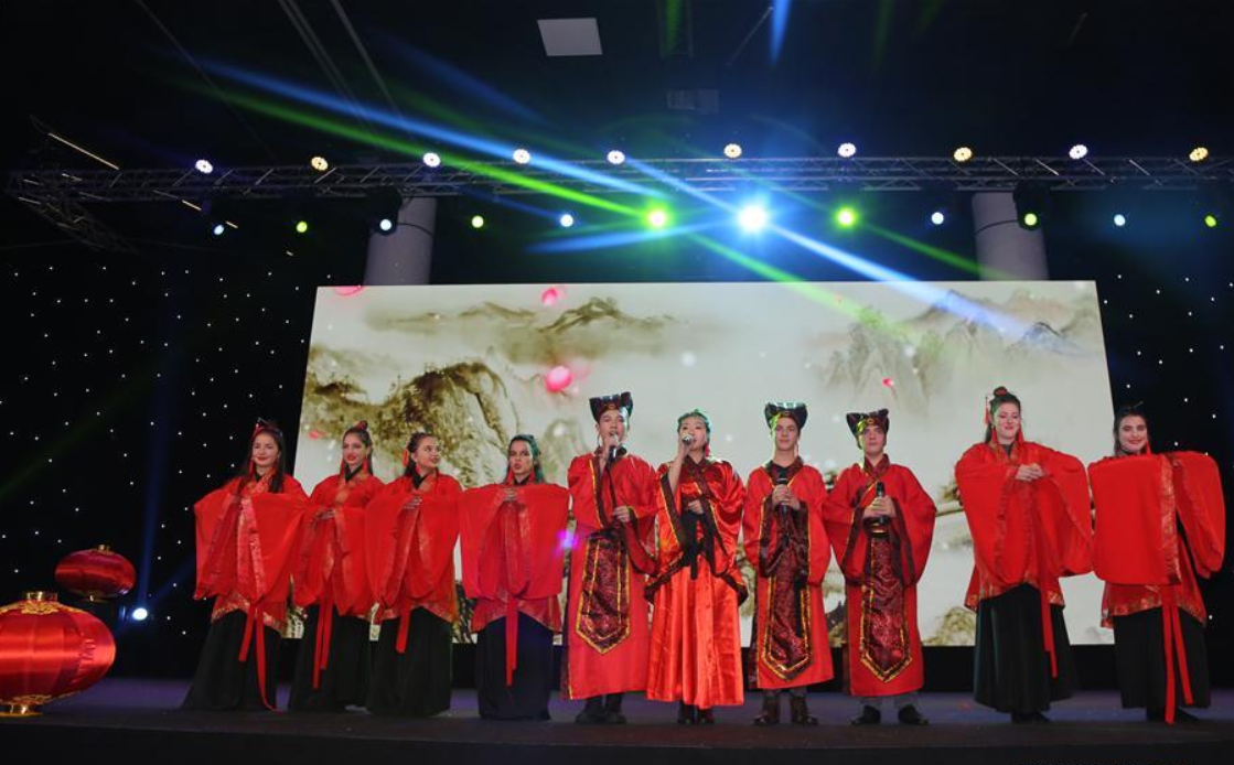 Bulgarians, Chinese celebrate Spring Festival in Sofia