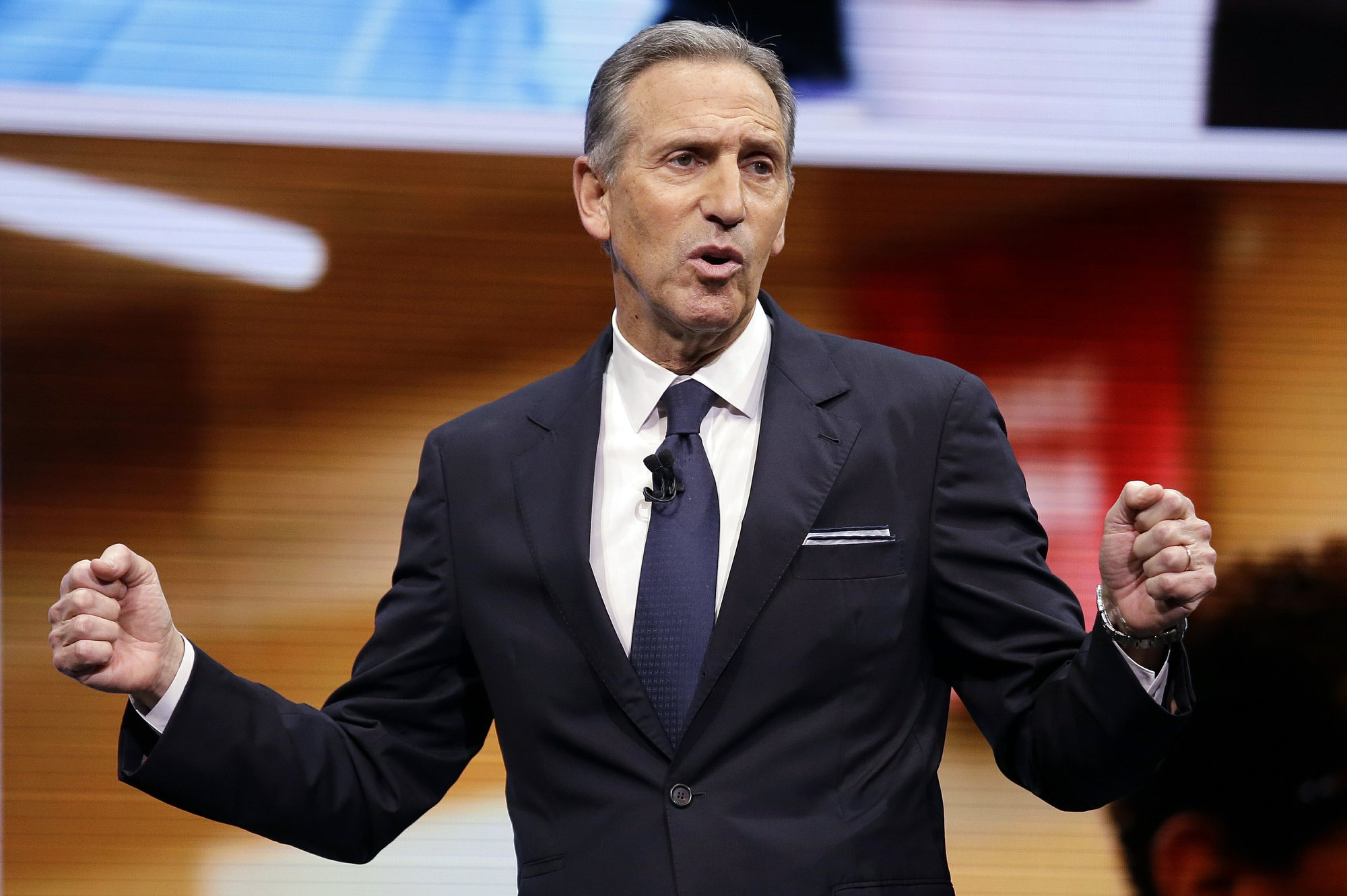 Democrats uneasy about potential Howard Schultz bid