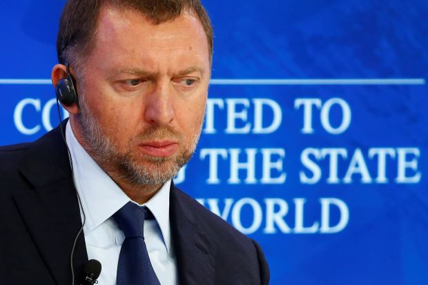 US lifts sanctions on blacklisted Russian tycoon's companies