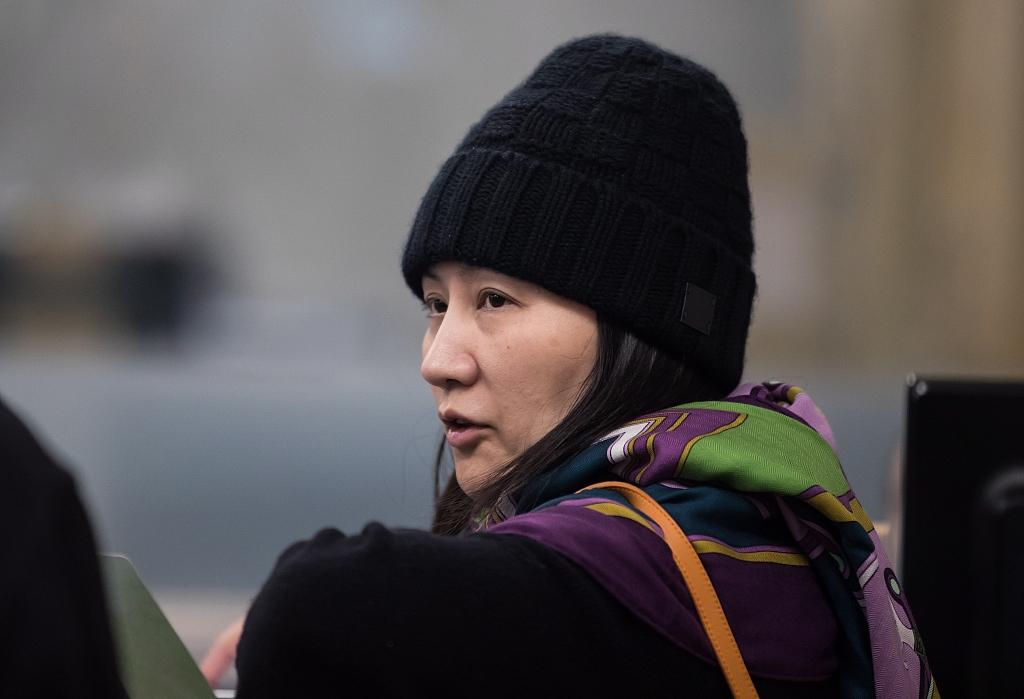 Meng Wanzhou's case definitely not a simple judicial case: MFA