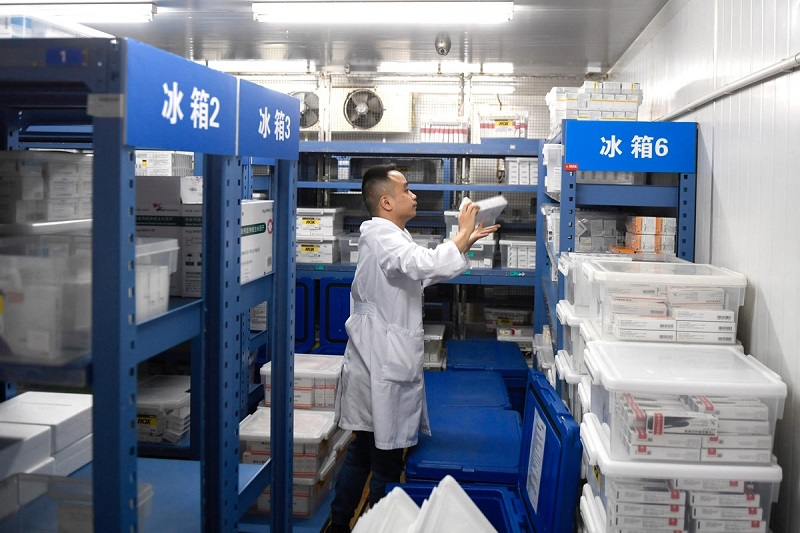 China brings more new drugs to market with fast-track approval