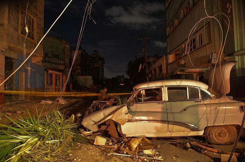 3 dead, 172 injured in Havana after powerful tornado