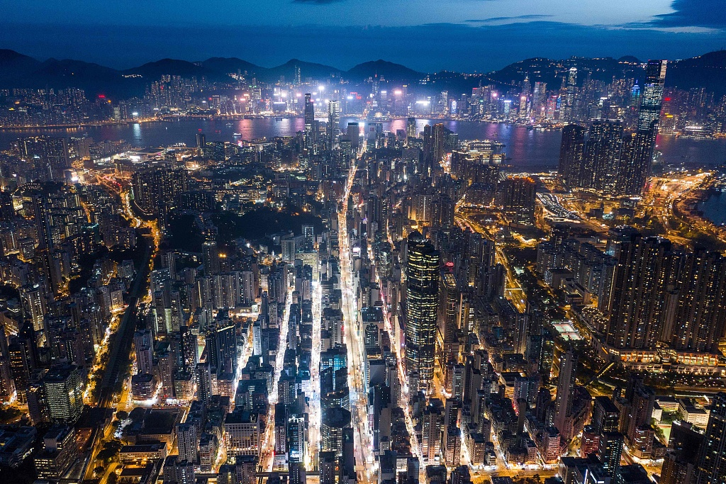 Hong Kong ranked the world's freest economy for 25th consecutive year by US think tank