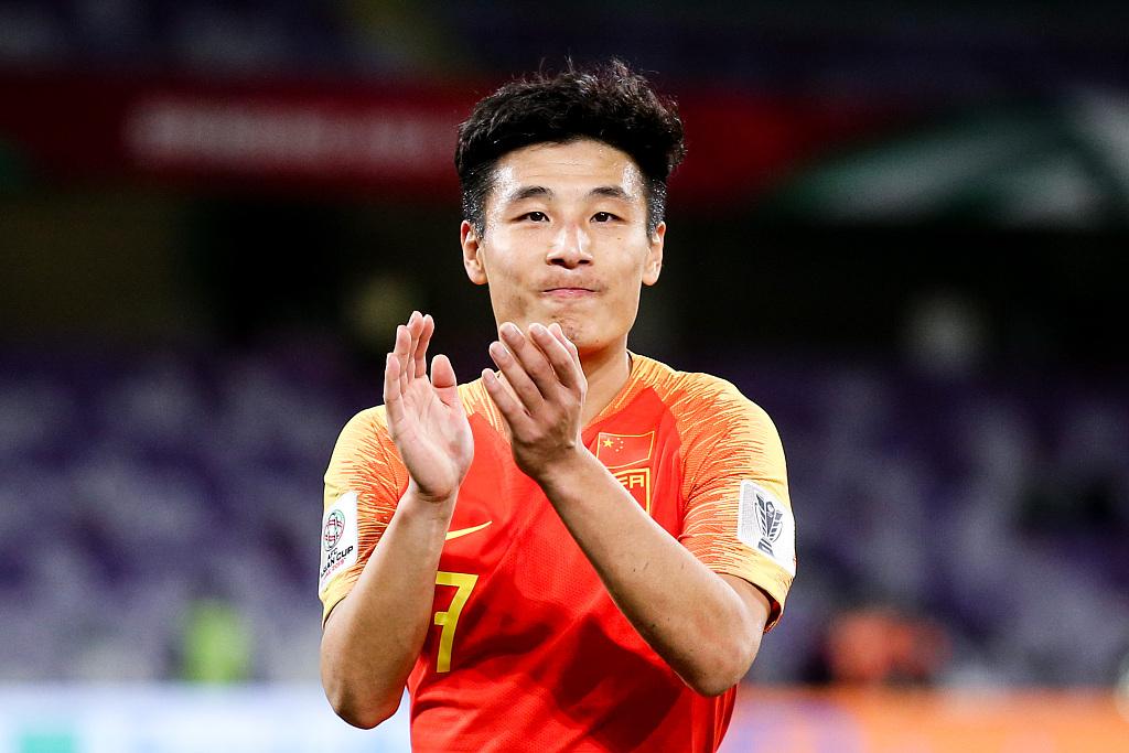 Espanyol sign Chinese striker Wu Lei