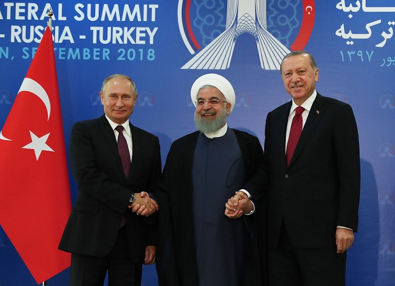 Russia-Turkey-Iran summit on Syria scheduled for February: Russian FM