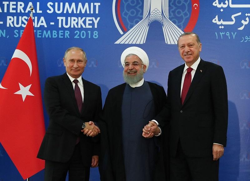 Russia-Turkey-Iran summit on Syria scheduled for February: Russian FM