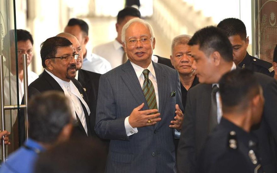 Former Malaysian PM Najib gets 3 additional charges