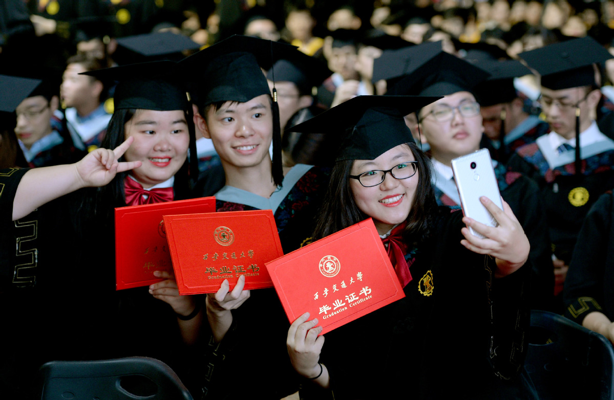 Top graduates head to western region, private firms