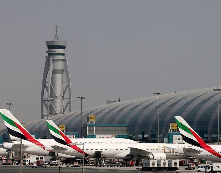 Dubai airport world's busiest for int'l travels in 2018