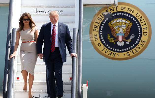 Daily Telegraph to pay 'substantial damages' to US First Lady