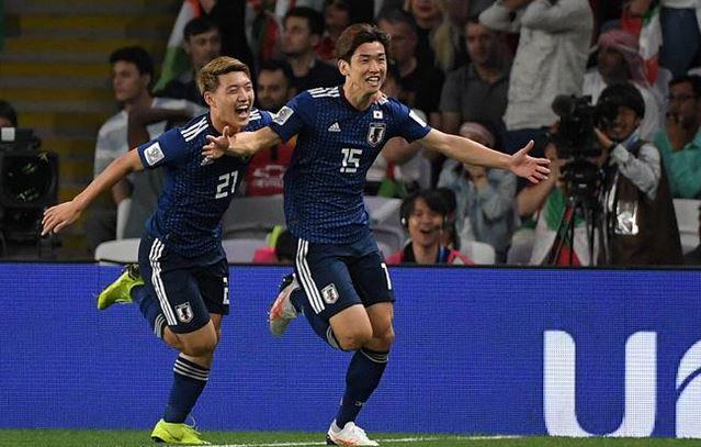 Japan sink Iran 3-0 to reach Asian Cup final