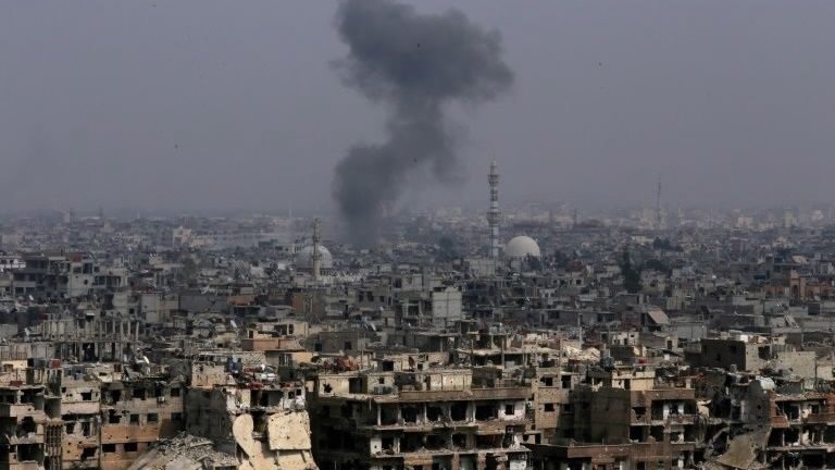 Syria, Iran sign economic deals for Syria's reconstruction process