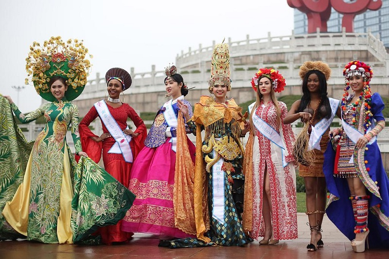 Miss All Nations Pageant 2019 to be held in Nanjing