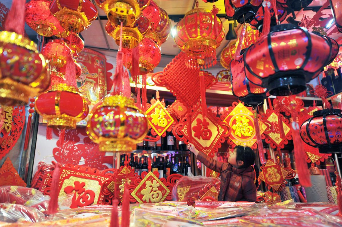 Chinese New Year now has a dubious 'kitchen god'