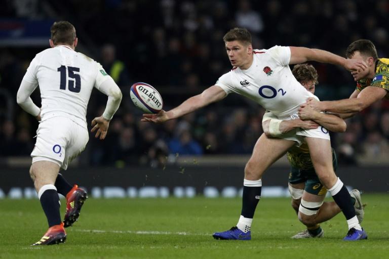 'Hothead' England captain Farrell weak link - Stringer