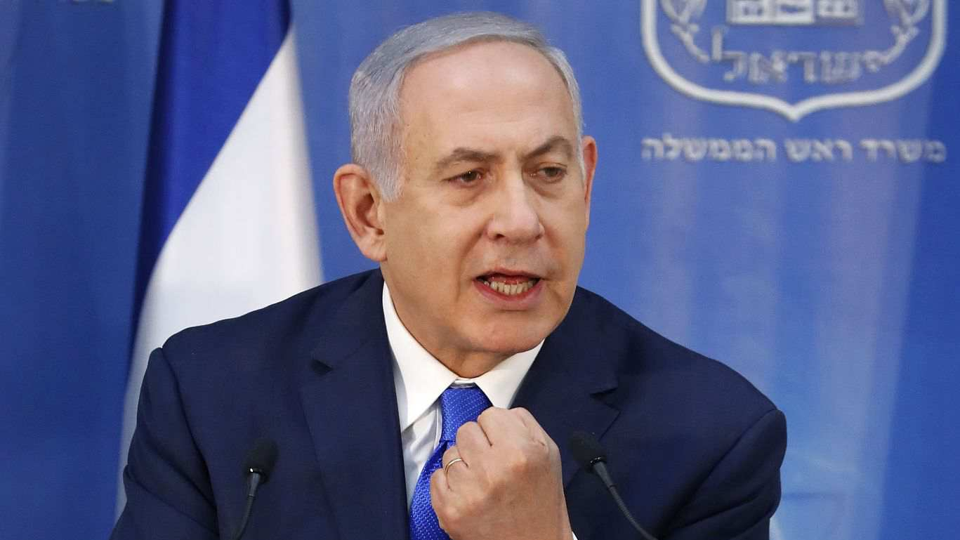 Israeli PM, Russian envoy meet over Syria issue