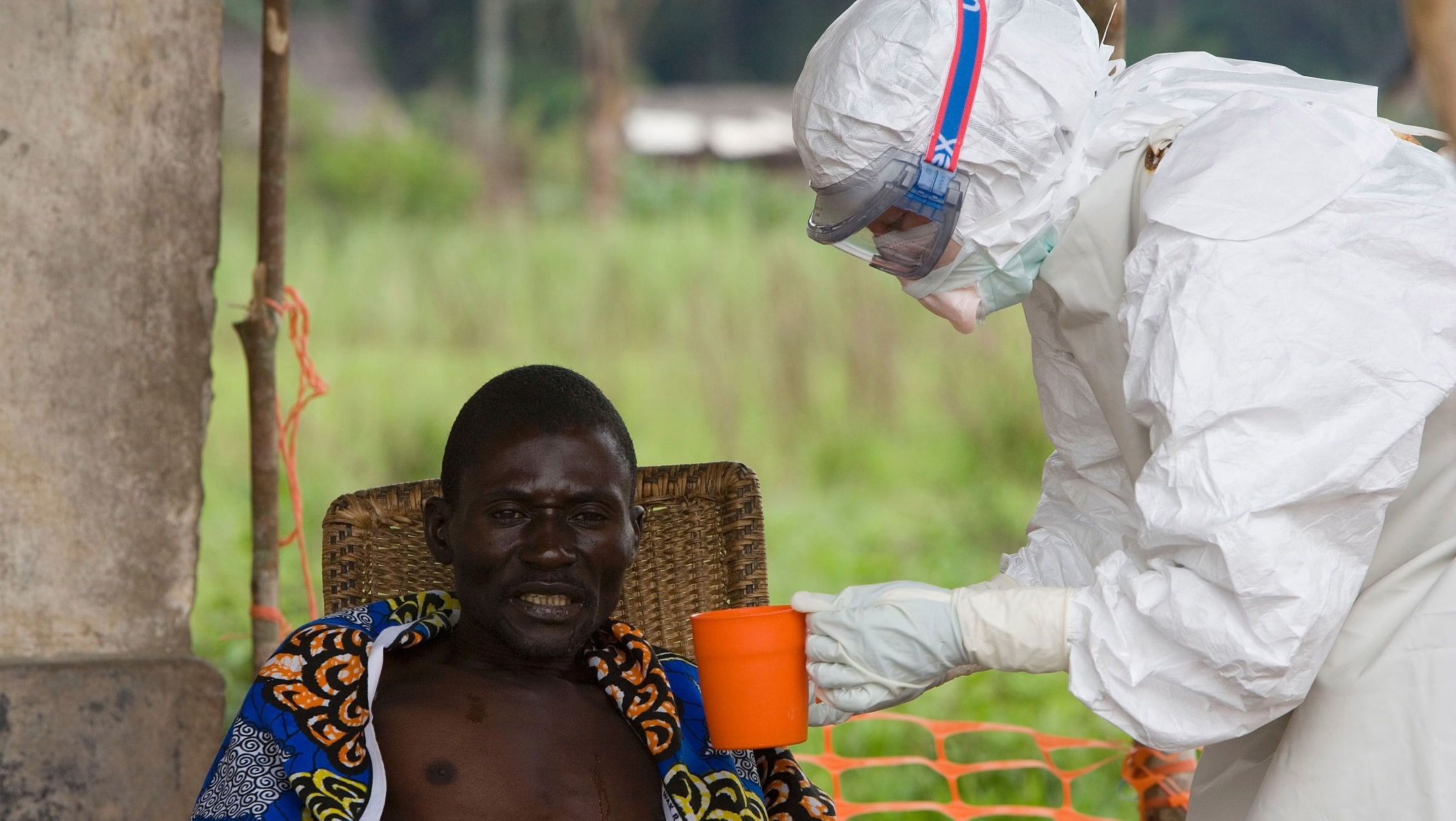 Ebola spreading into 'high security risk area' of DRC: UN