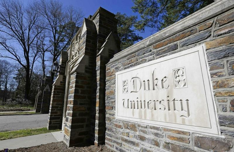 Duke University sorry for 'speak English only' email