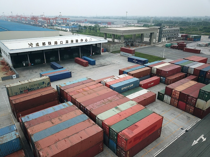 Sichuan's foreign trade volume hits record high in 2018