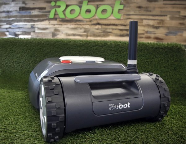 Where's my robot lawn mower? Roomba-maker now has an answer