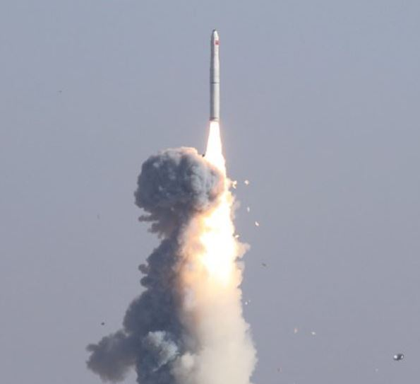 China plans first seaborne rocket launch in mid-2019