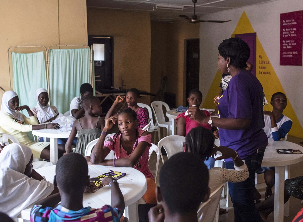 Family planning urged in Nigeria as population swells