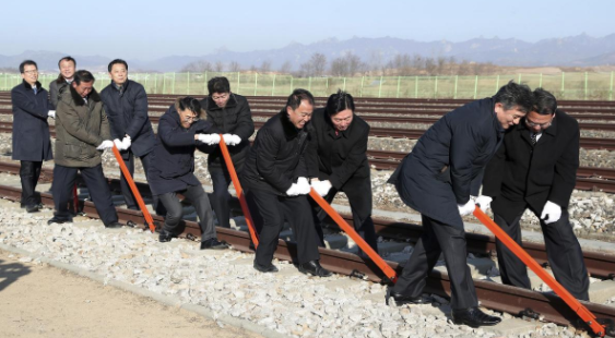 ROK, DPRK hold talks to discuss road connection cooperation