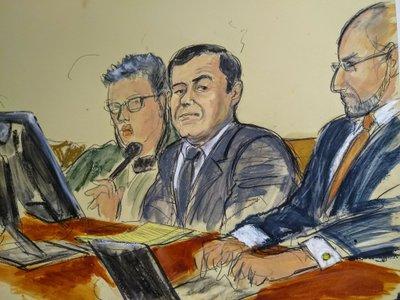 Defense lawyer: Government case against El Chapo 'a fantasy'