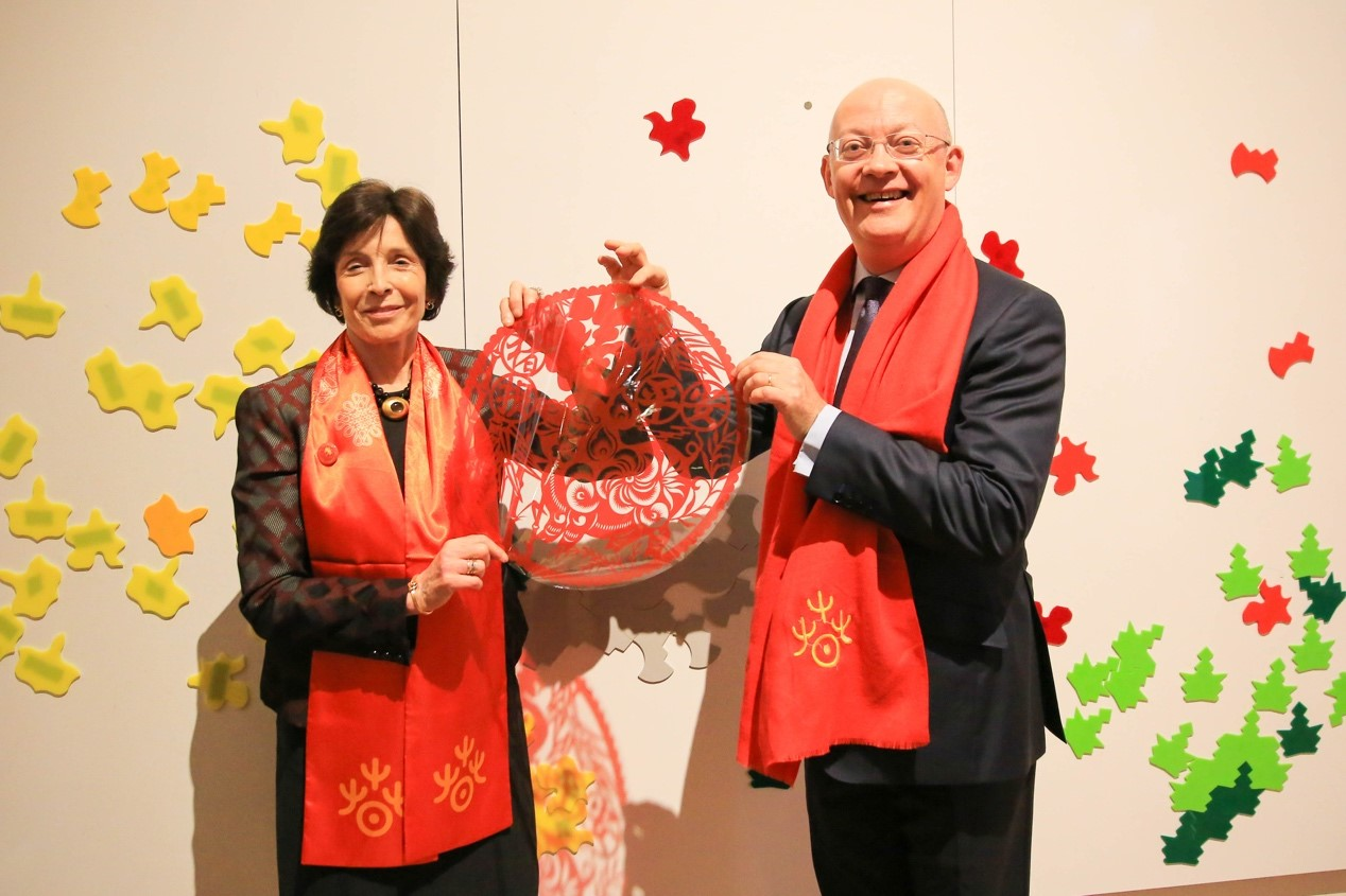 London Science Museum celebrates Chinese New Year