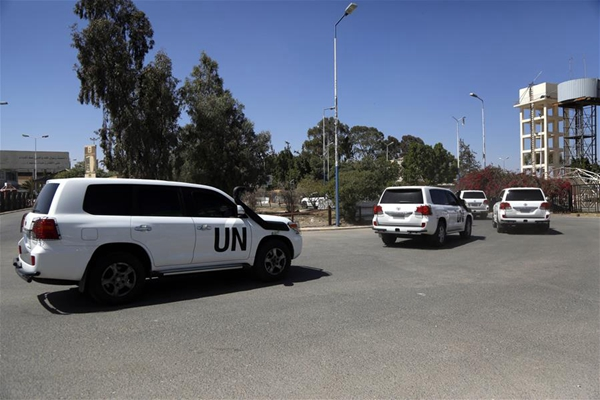 UN envoy leaves Yemen
