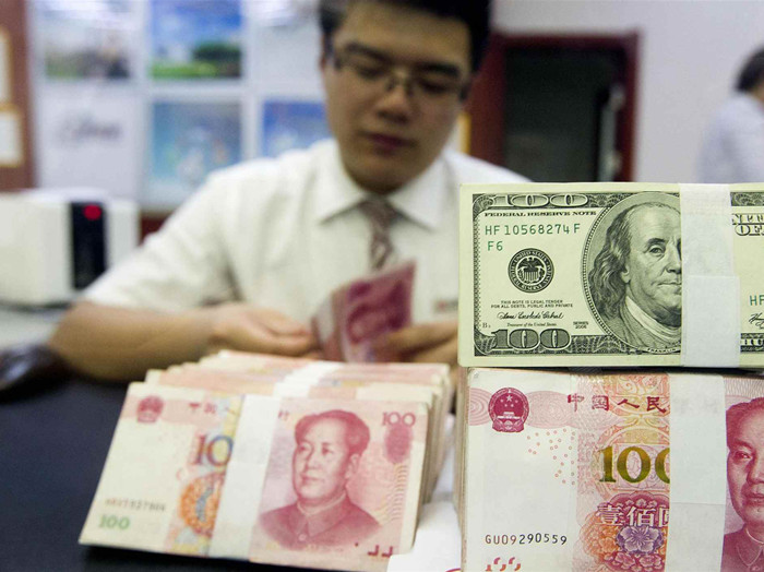 Chinese yuan hits six-month high in January