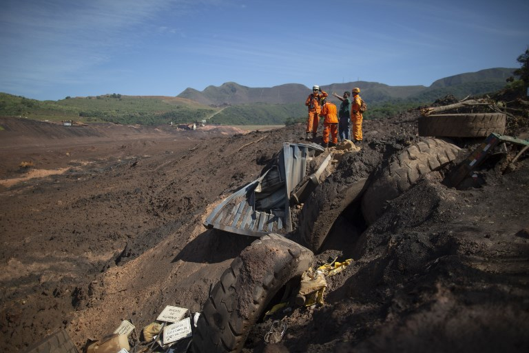 Deadly Brazil dam collapse raises fears of environmental woes