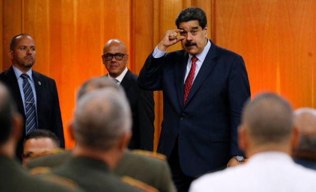 Venezuelan authorities say 'uncover new plot' to overthrow gov't