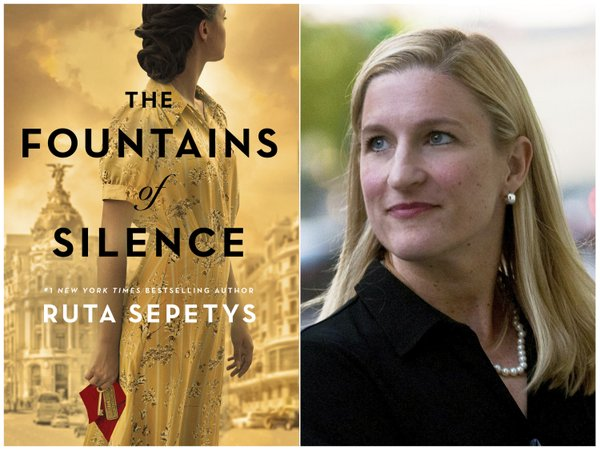 Best-seller Ruta Sepetys sets next book in Franco-era Spain