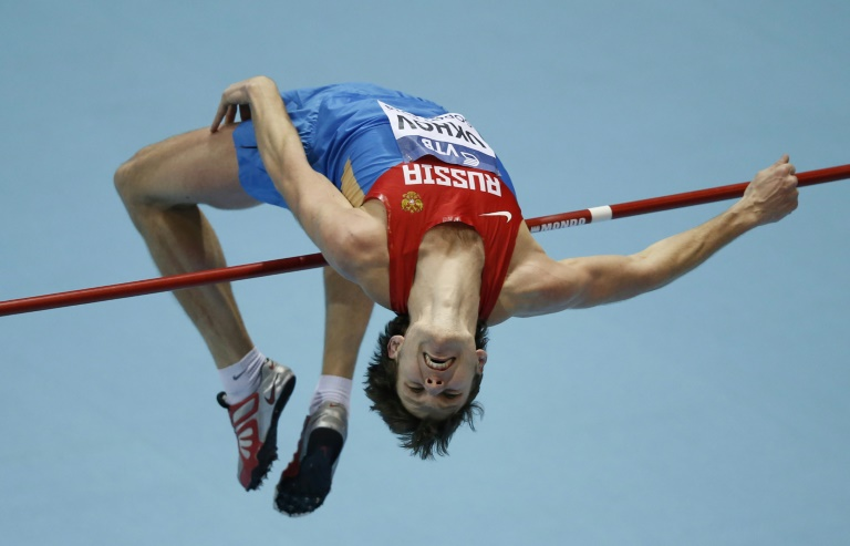 Twelve Russian track and field athletes suspended for doping