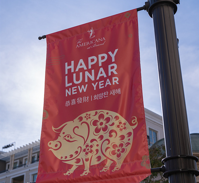 'Happy Chinese New Year' Shanghai Cultural Week opens in San Francisco