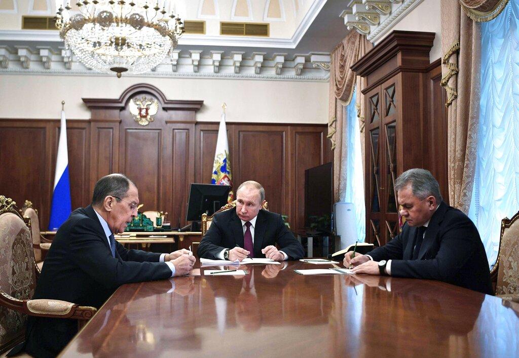 Russia suspends INF Treaty: Kremlin