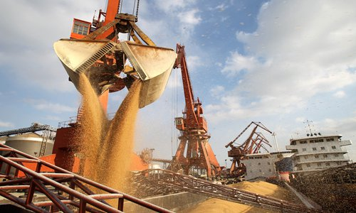 State-owned firm to buy more US soybeans following trade talk progress