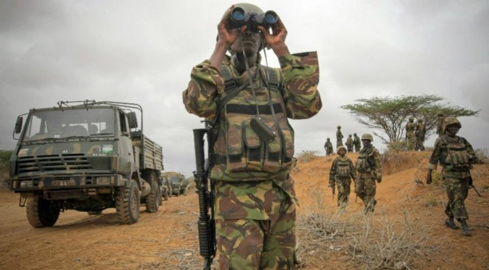 Two killed in car bombing in southern Somalia: military