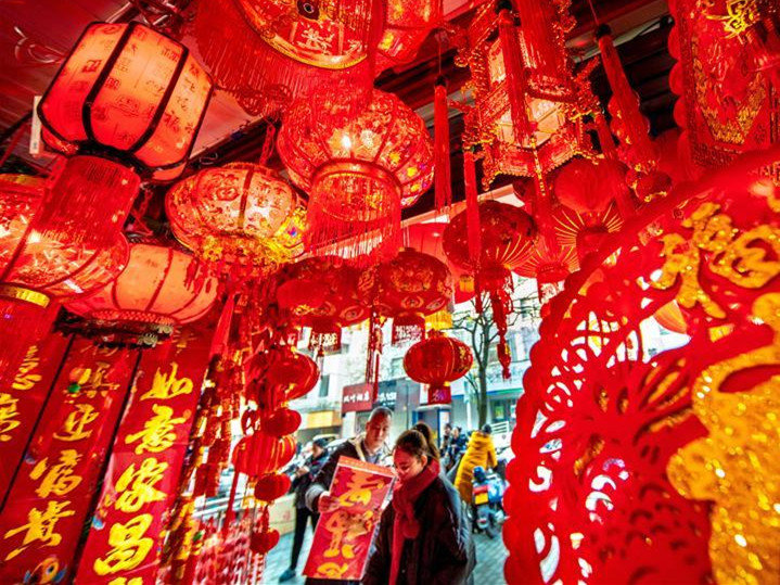 Spring Festival: Season of colors, food and love