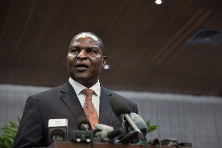C. Africa reaches peace deal with rebels: government