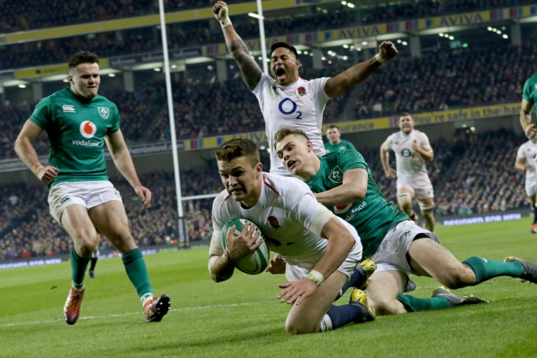 England defeat a reality check for Ireland, Schmidt admits