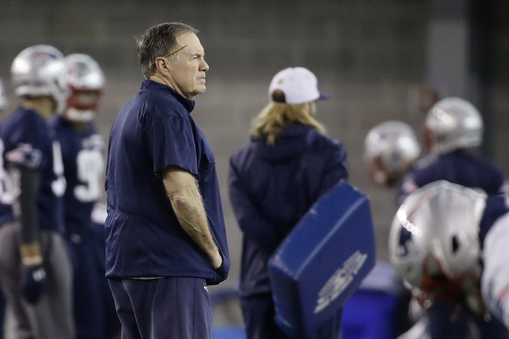 Win or lose, Belichick will rewrite records