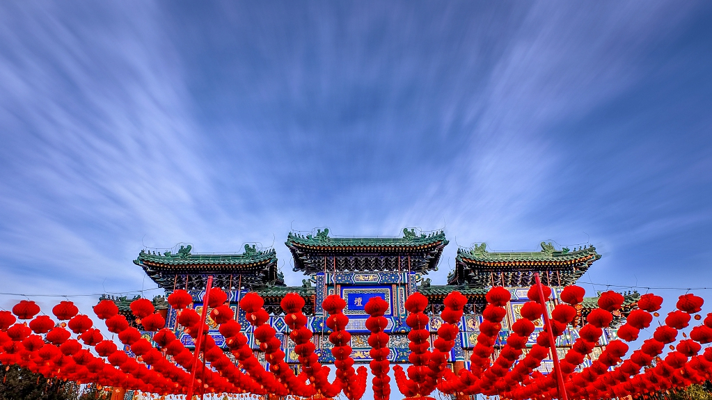 Beijing's top 5 temple fairs during Spring Festival
