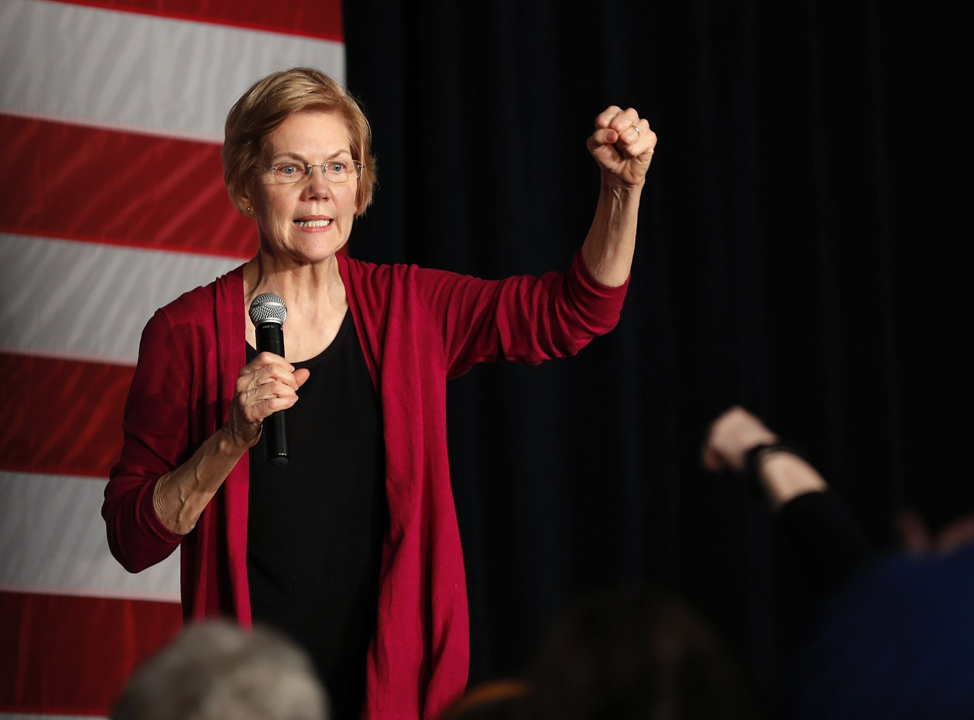 Democratic contenders hoping to run on soaking the rich